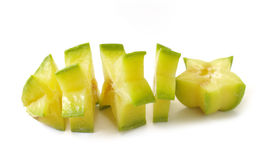 Star apple  Royalty Free Stock Photo
