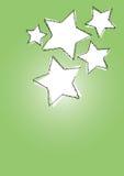 Star art background Stock Photos