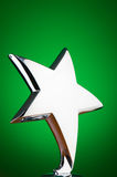 Star award against  background Royalty Free Stock Images