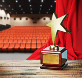 Star award for service Royalty Free Stock Photos