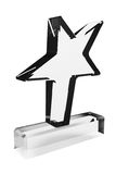 Star Award Trophy Stock Photography