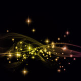 Star Background Stock Image