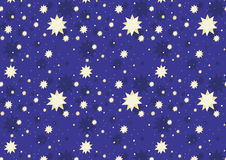 Star background. For best use your greeting card and background works Royalty Free Stock Images