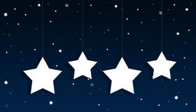 Star background Stock Image