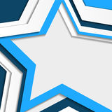 Star  background. Royalty Free Stock Image