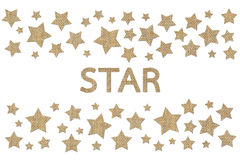 Star background Stock Photography