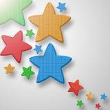 Star background design Stock Photos