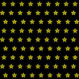Star Background great for any use. Vector EPS10. Royalty Free Stock Photos