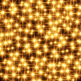 Star background. Vector - a one-color star background Stock Image