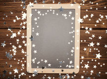 Star backgrounds. Stock Photos