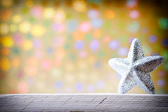 Star backgrounds. Royalty Free Stock Photography