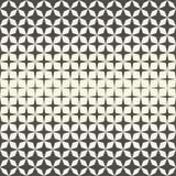 star bezszwowa wzoru Abstrakcjonistyczny czarny i biały tło Zdjęcie Royalty Free