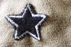 Star blanket Royalty Free Stock Photo
