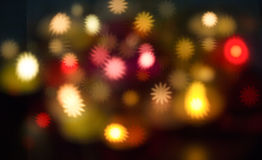 Star Bokeh Stock Images