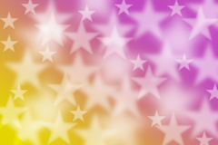 Star bokeh Royalty Free Stock Photo
