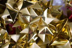 Star bow Royalty Free Stock Photography