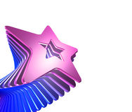Star burst Royalty Free Stock Image