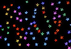 Star burst - abstract background Stock Images