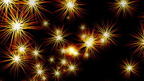 Star Burst stock footage