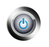 Star button Royalty Free Stock Images