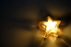 Star Candle Stock Photos