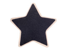 Star chalk board Stock Photo