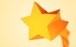 Star Championships. Abstract Star championships in competitions Royalty Free Stock Photography