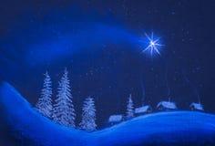 Star Christmas Royalty Free Stock Photos