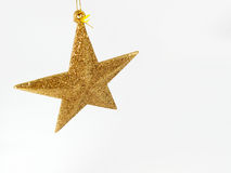 Star Christmas Stock Photography