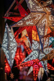 Star Christmas lantern Royalty Free Stock Photo