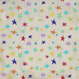 Star circus carnival holiday abstract pattern on grunge scratched background. Star circus carnival holiday abstract pattern on grunge scratched vector illustration