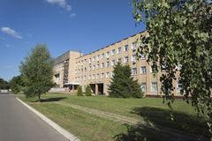 Star City, центр подготовки космонавта (gorodok Zvyozdny) Стоковое Изображение