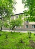 Star City sjukhusbyggnad Royaltyfria Foton