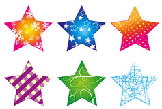 Star-collection Stock Photo