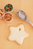 Star Cookie Stock Photos