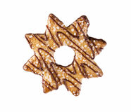 Star Cookie Royalty Free Stock Photo
