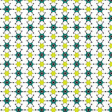 Star cover tile fabric pattern background vector illustration design Abstract wallpaper Royalty Free Stock Photo