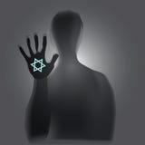 Star of David Stock Image