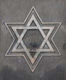 Star of David. Jewish symbol Royalty Free Stock Photography