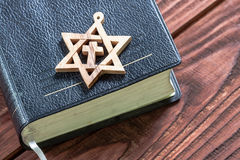 Star of David. Royalty Free Stock Photography
