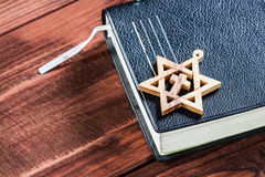 Star of David. Royalty Free Stock Photos