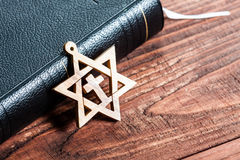 Star of David. Stock Images