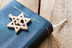 Star of David. Stock Photos