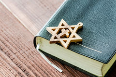 Star of David. Stock Photo