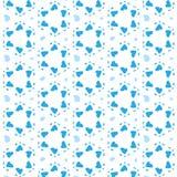 Star of David Vector Seamless Pattern Stock Photo