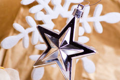 Star decoration Stock Images