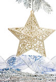 Star decoration Stock Photography
