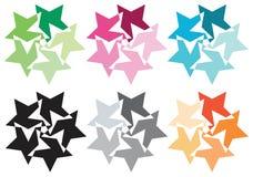 Star design Royalty Free Stock Image