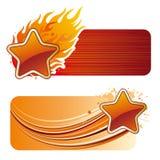 Star design element Royalty Free Stock Photo