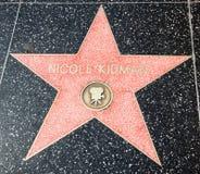 Star di Hollywood della Nicole Kidman immagine stock libera da diritti